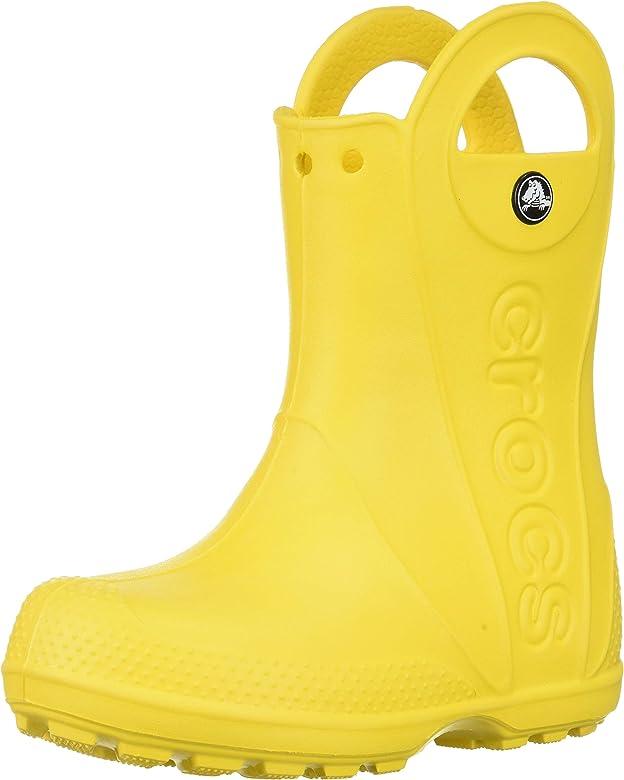 crocs 12803 Kid's Handle It Rain Boot