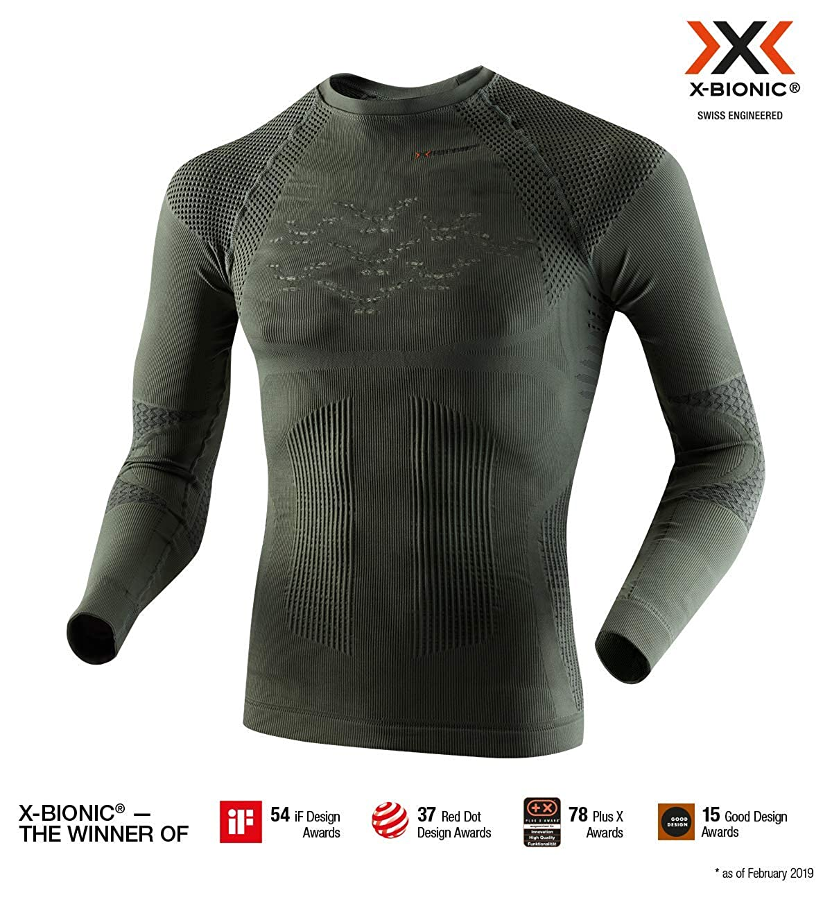 X-Bionic Hunt Energizer 4.0 Shirt Uomo