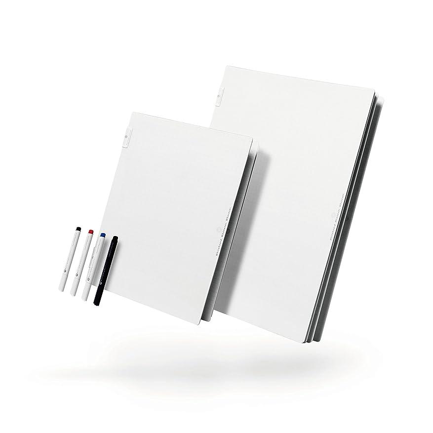 画面既に悪意GreenMom ホワイトボード シート シール 貼れる オフィス ミーティング お絵描き 90 x 200 cm