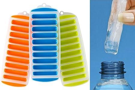 Fácil Pop Out hielo Stick bandeja – ideal para botellas de agua ...