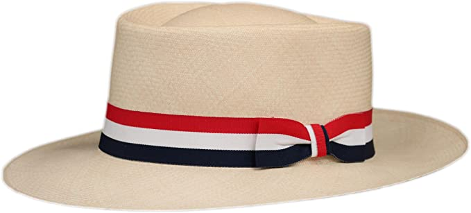 1591cb29c Grosgrain Hat Band (Red White Blue) at Amazon Men's Clothing store: