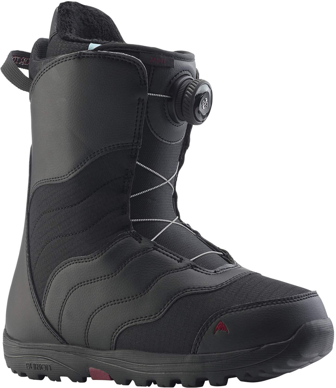 Burton Mint BOA Snowboard Boots Womens Sz 11 Black by Burton