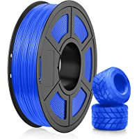 TPU Filament 1.75mm, SUNLU TPU 3D Printer Filament, Flexibele Filament 1.75, dimensionale nauwkeurigheid +/- 0.03mm, 0…