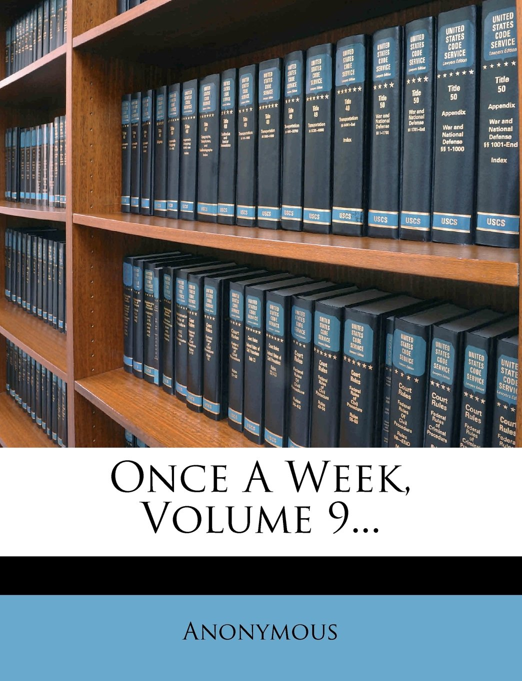 Download Once a Week, Volume 9... ebook