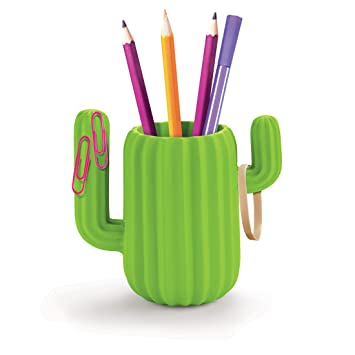 Incredible Mustard Cactus Desktop Organizer I Pen Holder With Magnetic Core I Pen Holder For Desktop I Desktop Organizer I Pencil Holder I Funny Organizer For Home Interior And Landscaping Oversignezvosmurscom