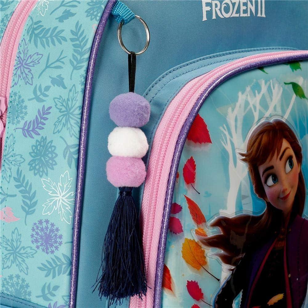Frozen Awesome Moves Bolsa de Viaje Azul