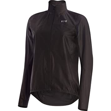 Gore Wear, Mujer, Chaqueta Impermeable para Ciclismo en ...