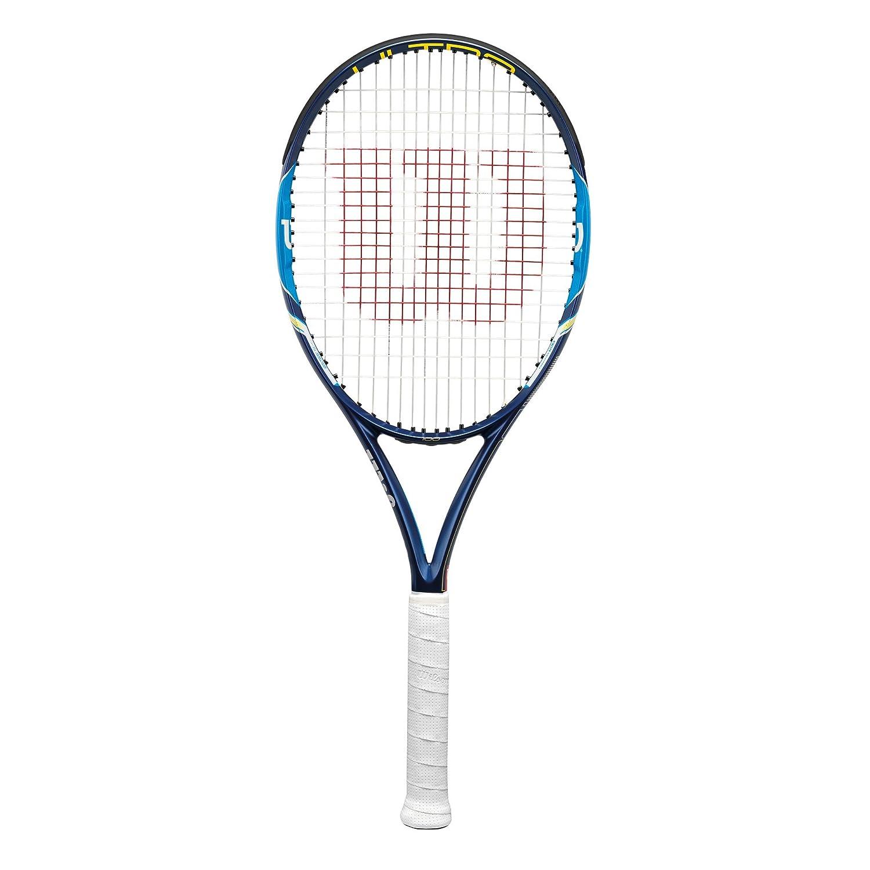 Wilson(ウイルソン) 硬式 テニスラケット ULTRA 100 (ウルトラ100) [フレームのみ] WRT729720 グリップサイズ G2   B07BBQDXSZ