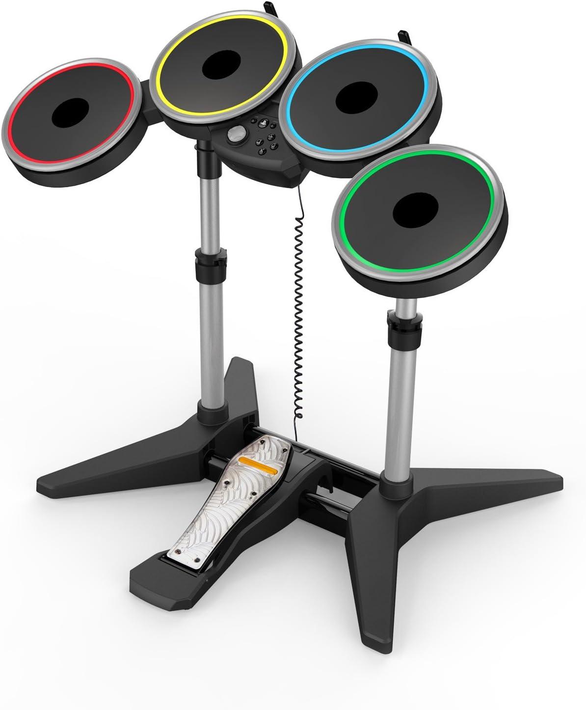 Amazon com: Rock Band 4 Band-in-a-Box Bundle - PlayStation 4