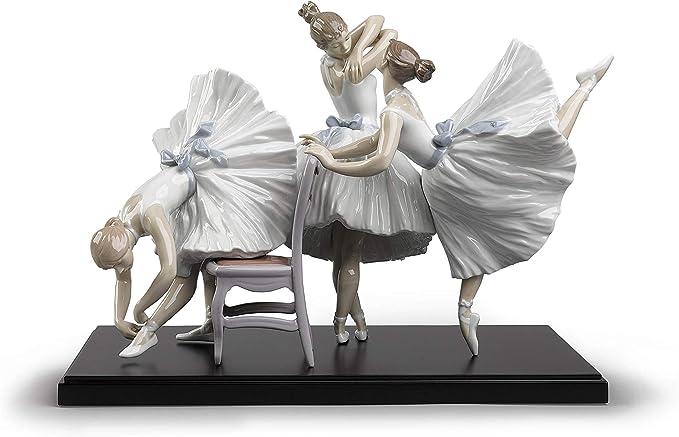 figura bailarinas porcelana