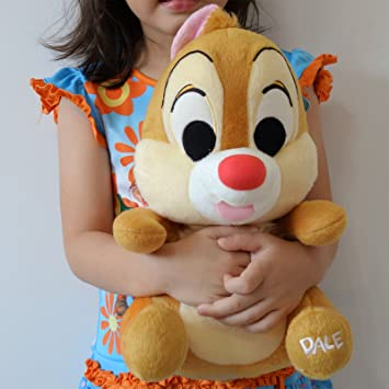 disney chip n dale rescue rangers cuddly soft plush stuffed toys