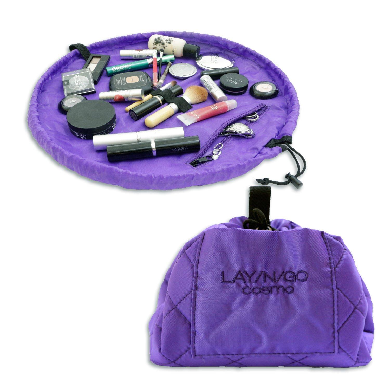 "Lay-n-Go Cosmo (20"") Cosmetic Bag, Purple"