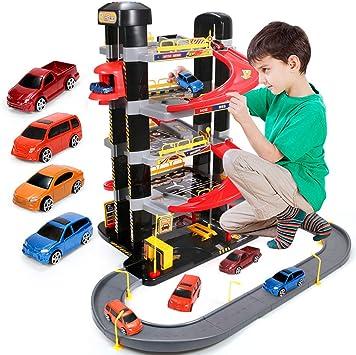 garag voiture enfants