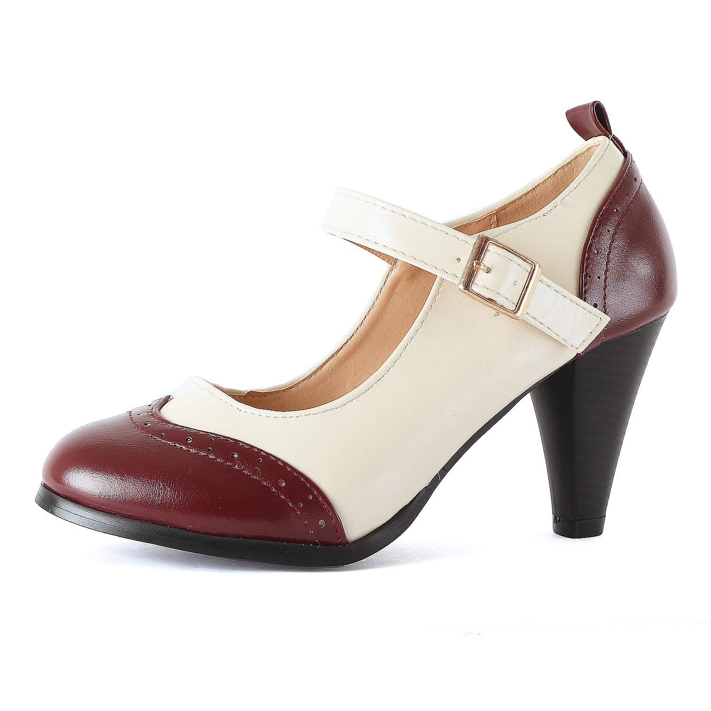 【2018A/W新作★送料無料】 [Guilty Shoes] レディース B0788BWVJF 7.5 B0788BWVJF B(M) US|Redwhitev1 Shoes] Redwhitev1 7.5 7.5 B(M) US, グリップスポーツ:363c7664 --- obara-daijiro.com