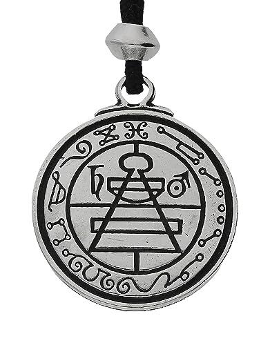 Talisman For Secret Seal Of Solomon Pentacle Hermetic Enochian