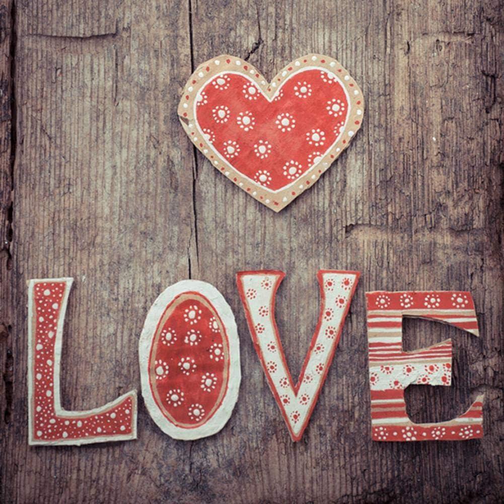 Everpert Love Valentinstag Hochzeit Foto Hintergrund Kamera