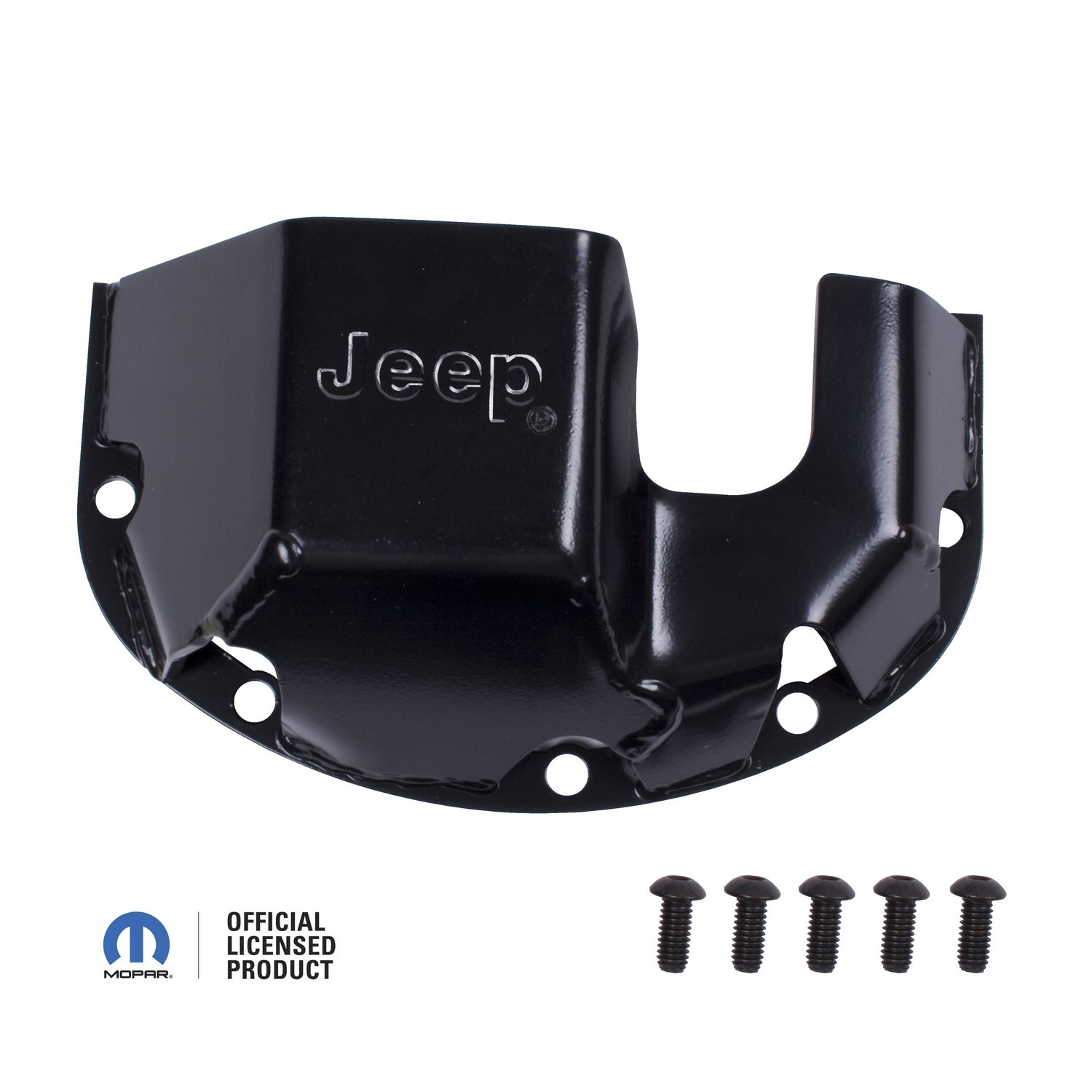 Rugged Ridge DMC-16597.30 Skid Plate with Jeep Logo for Dana 30
