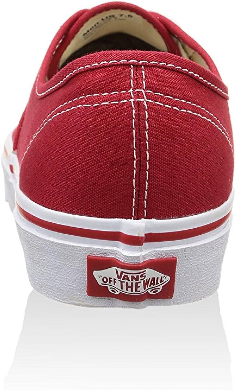 Vans Authentic, Zapatillas de Tela Unisex: Amazon.es: Zapatos y complementos