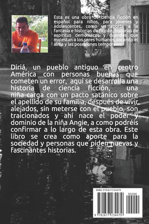Angie y la maldición Djones: Primera Temporada: Amazon.es: Sánchez ...