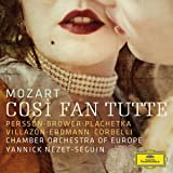 Mozart: Cos fan tutte [3 CD]