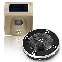 Deals on Hosmart 1/4 Mile Long Range Solar Driveway Alarm System