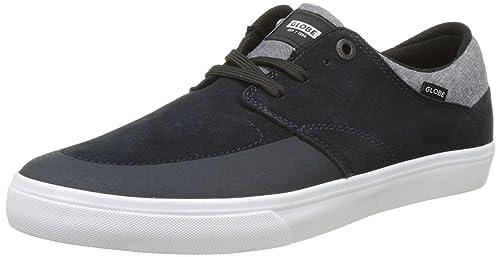 Zapatos azules Globe para hombre DkJMkJU8