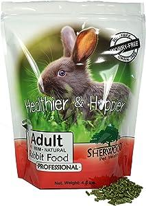 Professional Adult Rabbit Food (4.5 lb)