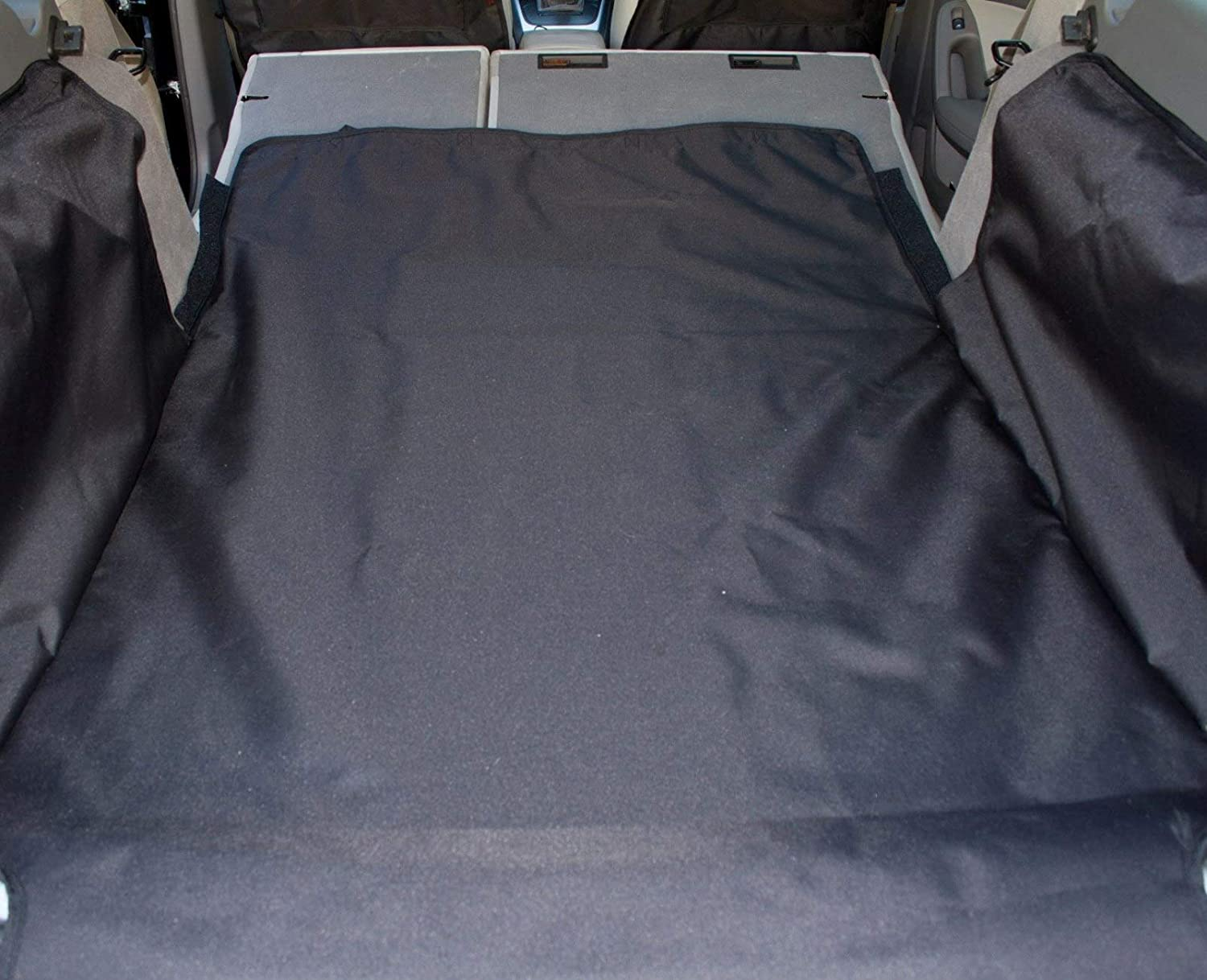 Travelsmart 40133 Car Boot Liner and Bumper Flap to fit BMW I3