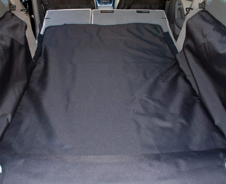 Travelsmart 40107 Car Boot Liner and Bumper Flap to fit Alfa Romeo Giulietta