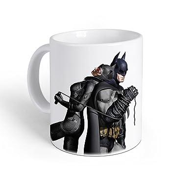 Catwomanamp; Céramique City Arkham Mug Batman 8nvNwOm0