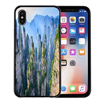 Amazon.com: Semtomn Phone Case for Apple iPhone Xs case ...