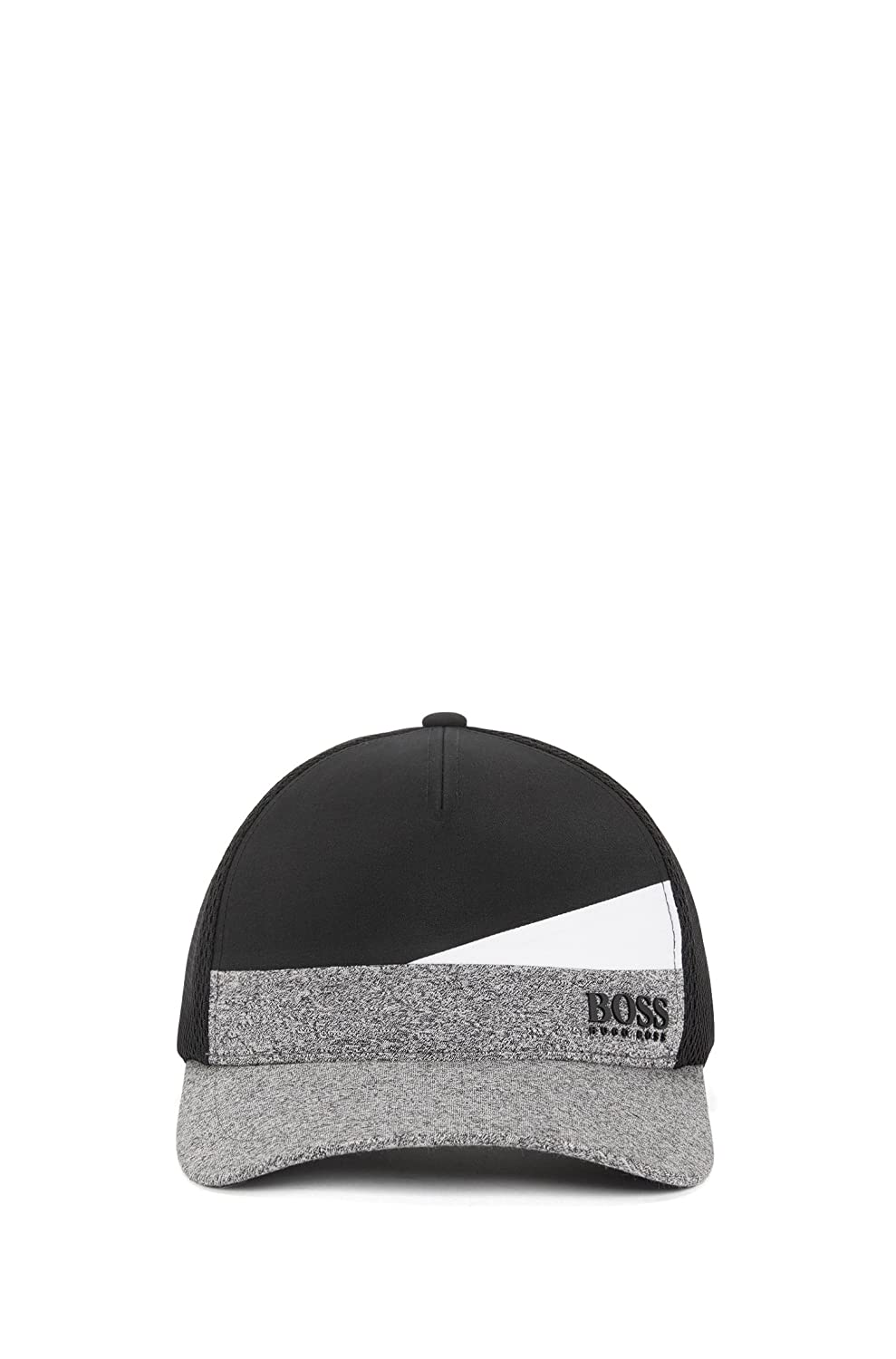 HUGO BOSS cap-iconic Colourblock Gorra béisbol (Negro / gris / blanco): Amazon.es: Ropa y accesorios