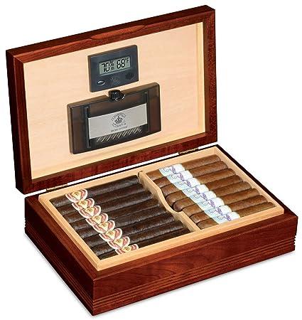 amazon com american chest company delaware cigar humidor home