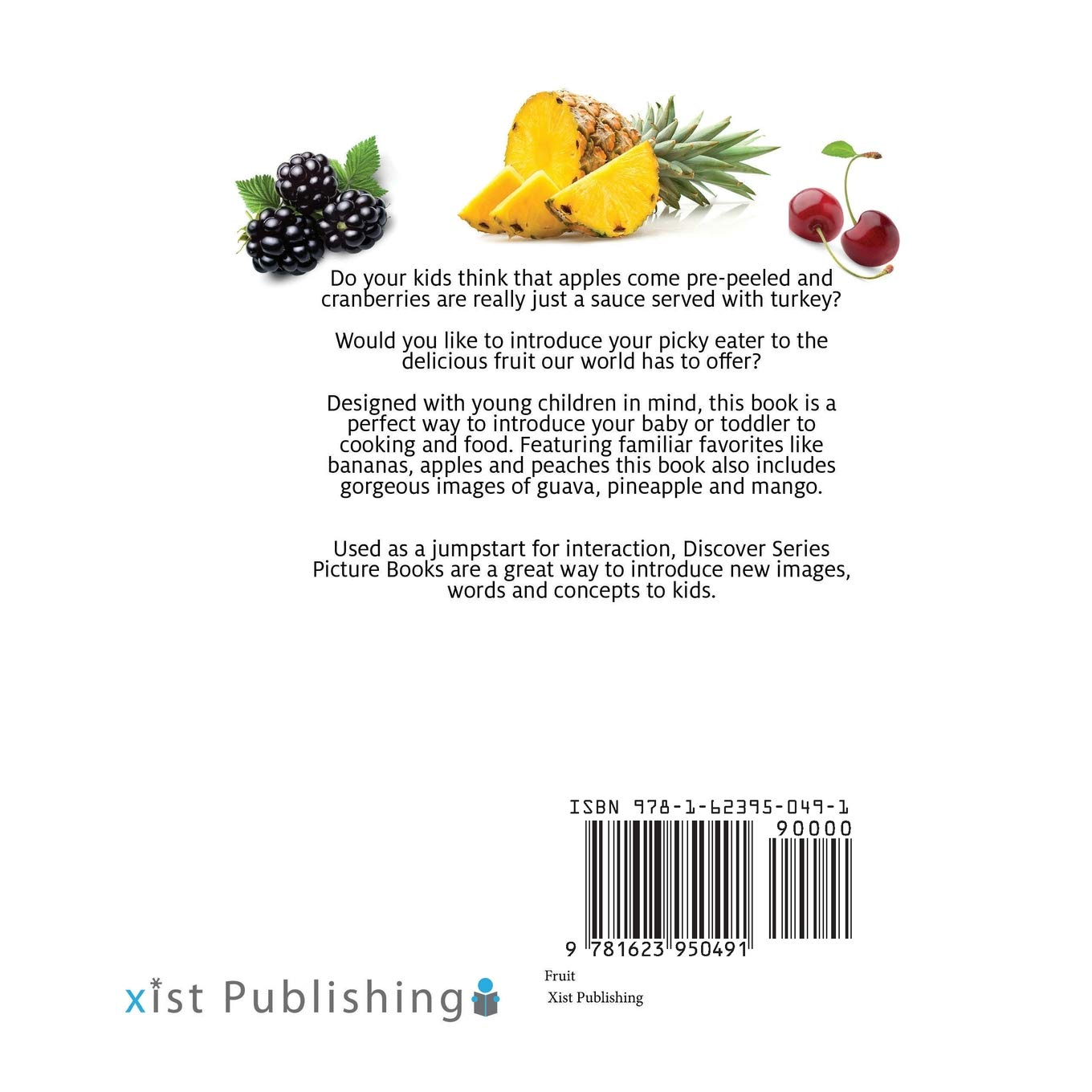 Fruit: Discover Series Picture Book for Children: Xist
