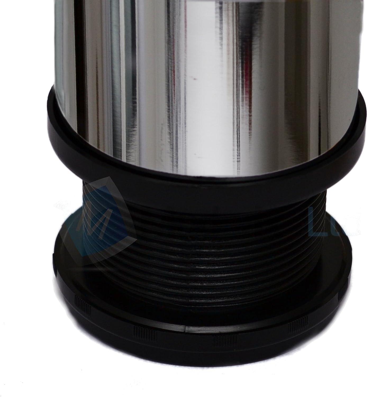 Patas para barra, 1100 mm, Acabado Cromado Brillo: Amazon.es: Belleza
