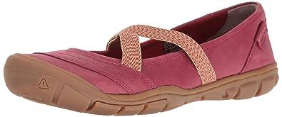 KEEN Women's Rivington II MJ CNX Hiking Shoe, Crimson, ...