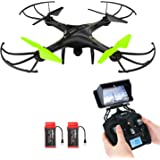 Potensic U42WH UDIRC RTF Remote Control Quadcopter with Altitude Hold Function and HD Wi-Fi Camera