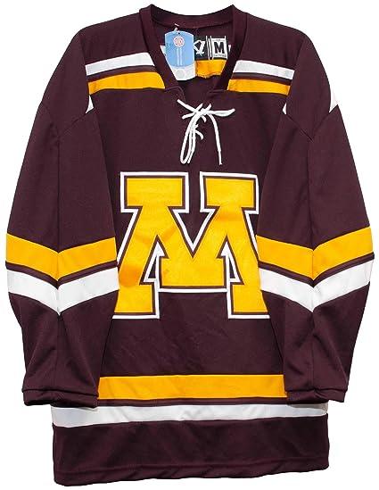 online retailer 32b4a 369b3 Amazon.com : K1 Sportswear Minnesota Gophers Men's Road ...