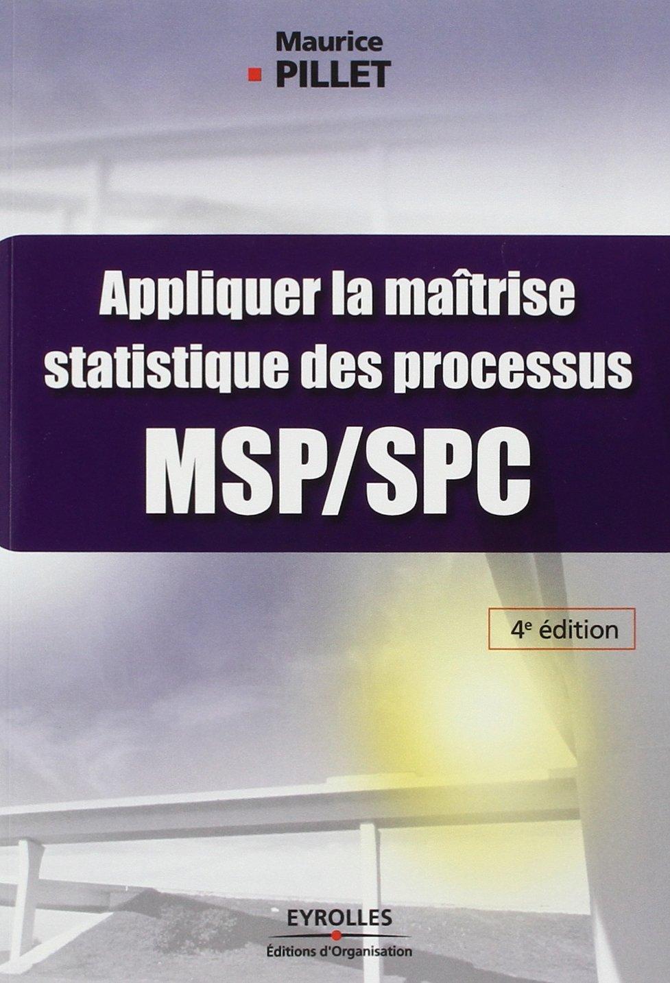 MAÎTRISE PROCESSUS MSP/SPC STATISTIQUE DES LA TÉLÉCHARGER APPLIQUER
