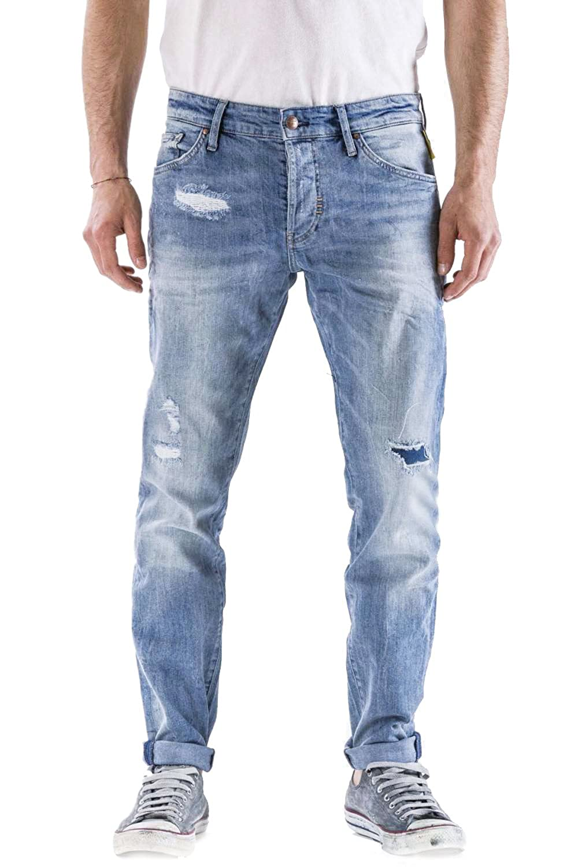 Jeans Meltin Pot RAF-D1621-UP410-BS17 Regular Striped MainApps