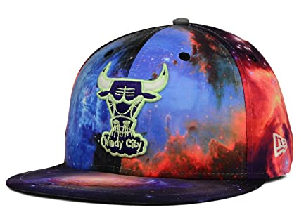 561f6252e16 ... ireland chicago bulls nba new era all over print 59fifty fitted galaxy  cap hat 7 3