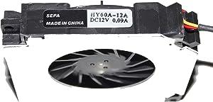 SEPA HY60A-12A 12V 0.09A 3Wire Cooling Fan