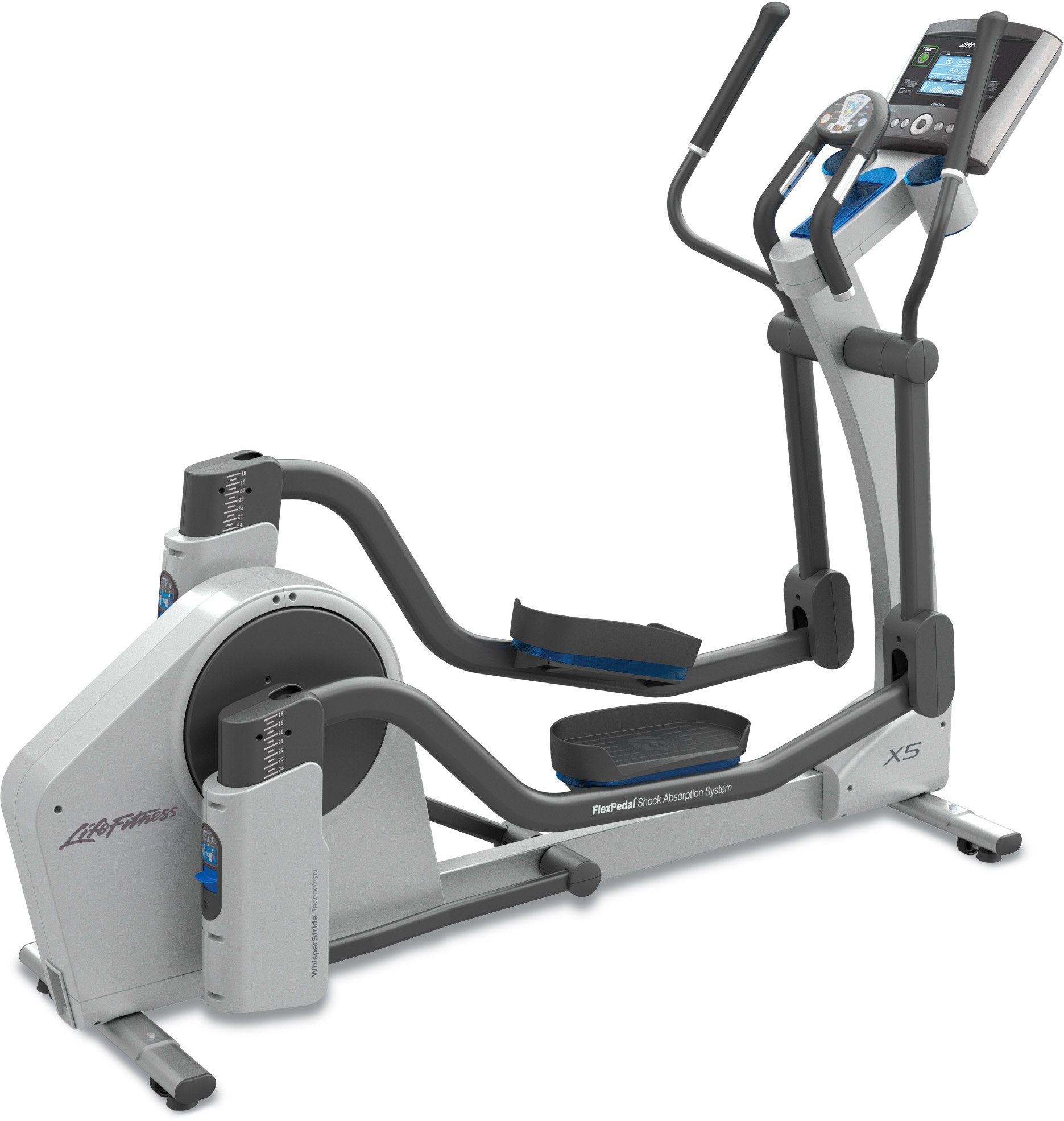 Life Fitness X5 Go Cross-Trainer by Life Fitness
