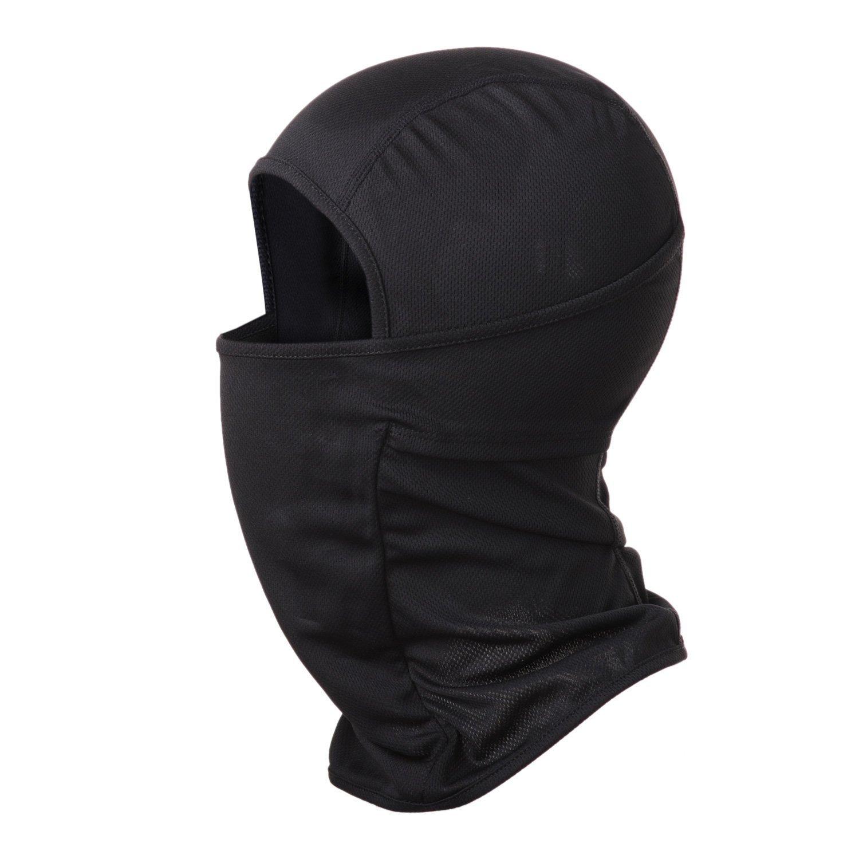 4Ucycling multifunzione Outdoor Sports viso maschera passamontagna traspirante Quick Dry per il ciclismo e lo sci