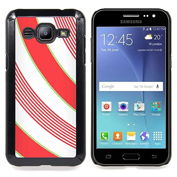 7b7763ef029 Image Unavailable. Image not available for. Color  Pulsar Snap-on Series Plastic  Back Case Shell Skin Cover for Samsung Galaxy J2