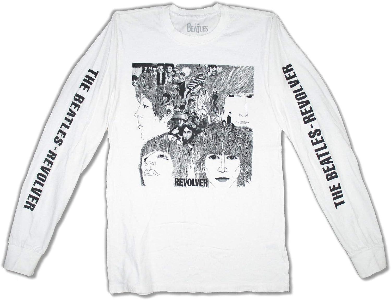 Album Black T Shirt New Official Merch Cover Art Beatles Help