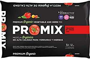 Premier Horticulture 1016051RGCE Ultimate Organic Veg & Herb Mix, 16 quart (Packaging may vary)