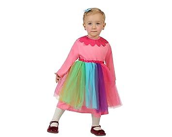Atosa-26732 Disfraz Payasa, color rosa, 0 a 6 meses (26732 ...