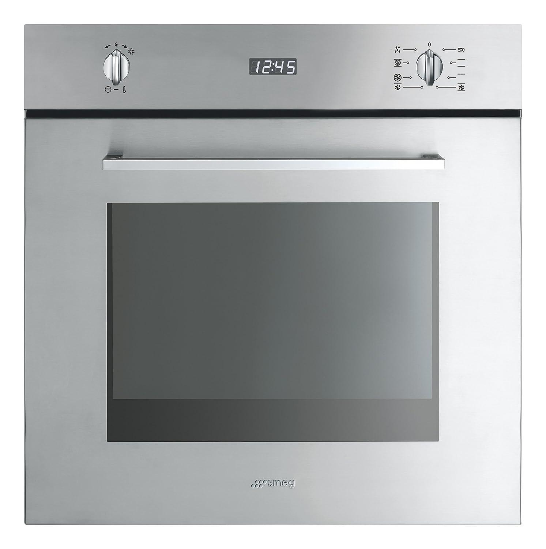 Smeg SF485X Elettrico 79L A Acciaio inossidabile forno: Amazon.it ...