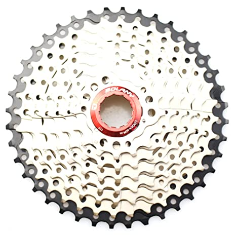 Cycling Sunrace Mountain Bike Mtb Freewheels Cassette 9speed 11-32t 36t Fit Shimano Sram Quality First Cassettes, Freewheels & Cogs